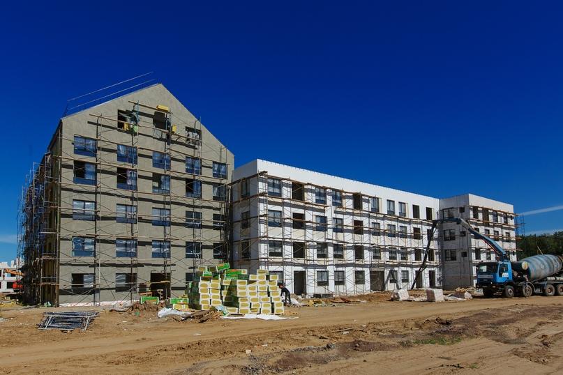 Отчет о ходе строительства квартала «Среда» июнь 2020, изображение №2