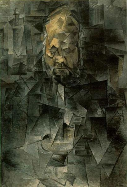 «Портрет Амбруаза Воллара», Пабло Пикассо