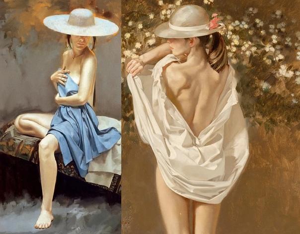 Художник Уильям Уитакер (William Whitaer) родился в Америке ещё в 1943 году.