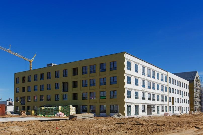 Отчет о ходе строительства квартала «Среда» июнь 2020, изображение №13