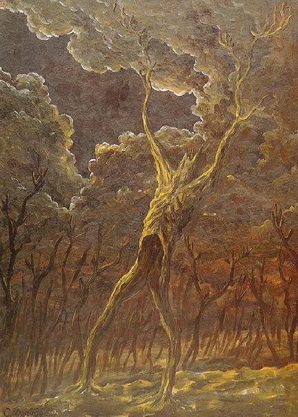 Чернобыль. Трагедия на картинах художников Уже более 30-ти лет прошло с тех пор как это слово ворвалось в нашу жизнь, возвестив миру о самой масштабной техногенной катастрофе двадцатого