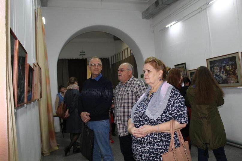 Выставка «Аллея художников 8», 2018 г.