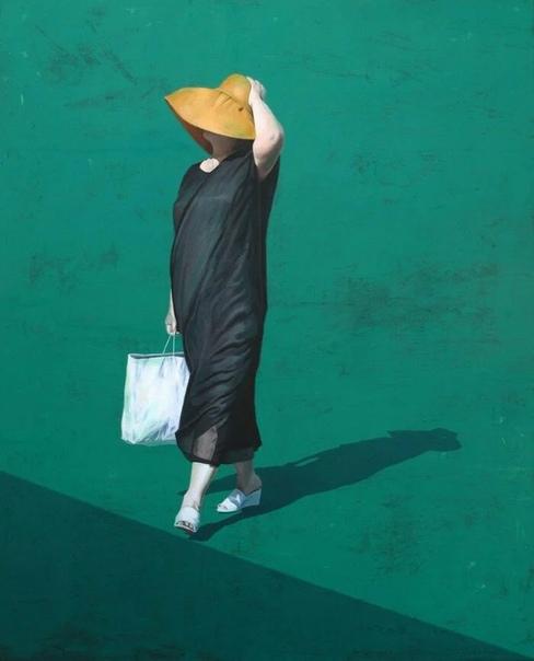Мэрилин Кавин. Родилась и выросла художница во Франции. Ее творческий путь начался с работы в известном доме моды, куда Мэрилин пригласили по окончании парижской школы изобразительных