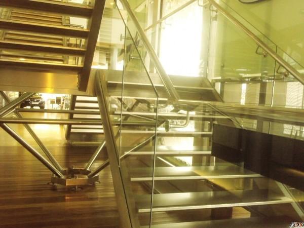 Перила и ограждения лестниц в Киеве