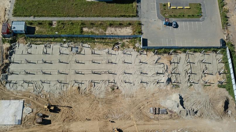 Отчет о ходе строительства квартала «Среда» июнь 2020, изображение №28