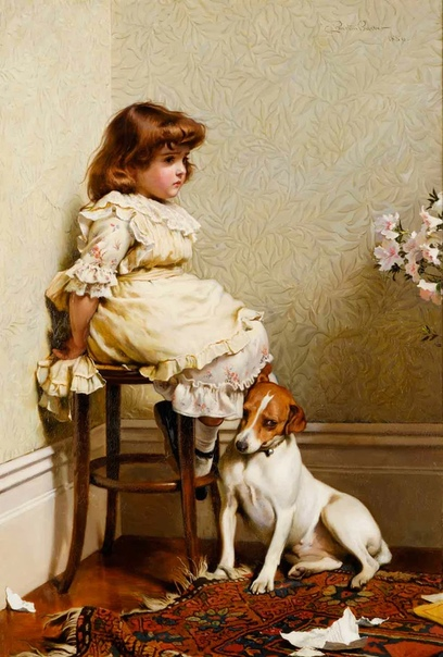 Чарльз Бертон родился в 1845 году в городе Грейт-Ярмут, графство Норфолк