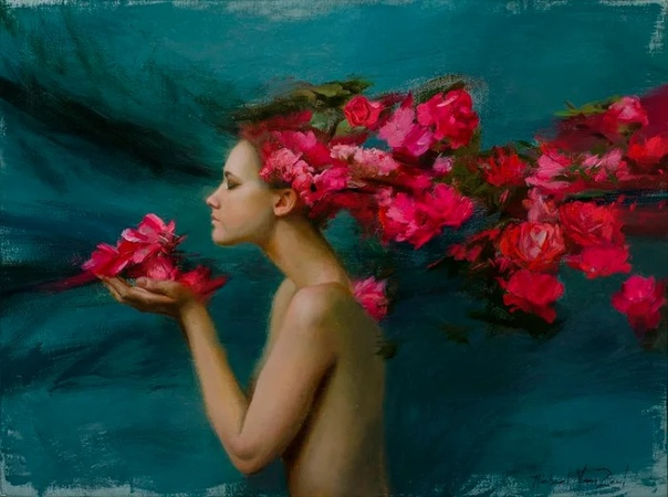 Искусство Майкла Ван Зейла, художника из Чикаго, неизменно привлекает внимание почитателей его таланта яркостью красок выразительностью образов, умением передать единение человека с природой