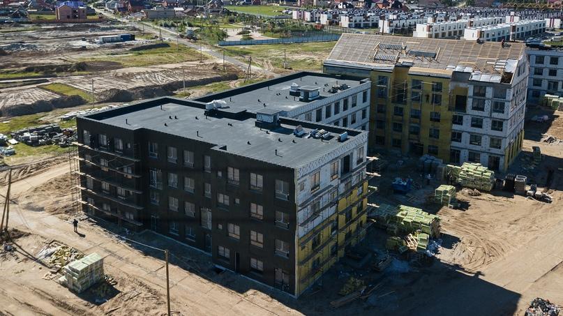 Отчет о ходе строительства квартала «Среда» июнь 2020, изображение №12