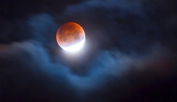 Приметы и поверья о лунном затмении.