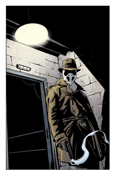 DC анонсировали очередное продолжение «Хранителей» События комикс «Роршах» развернутся спустя 35 лет после оригинала. Роберт Редфорд всё еще президент Америки, однако на грядущих выборах у него