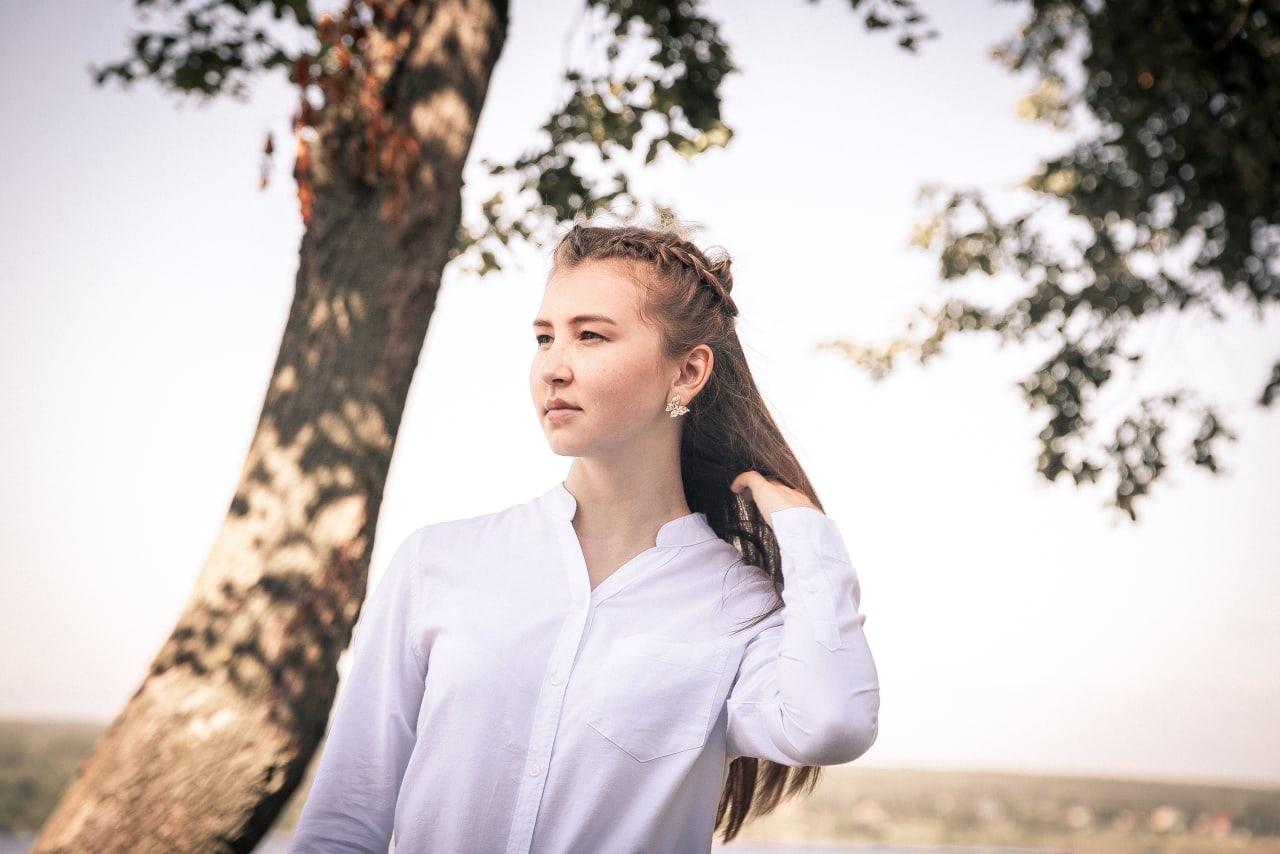 Ирина Подъянова — председатель студсовета 9-10 общежитий, студентка второго курса географического факультета