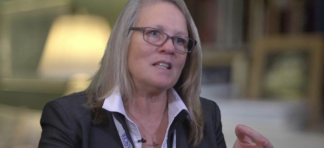 Молекулярный биолог доктор Джуди Миковитс: Мы можем забыть не только о нашей свободе, но и о человечестве