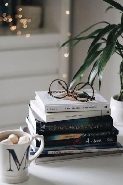 Какая книга ваша любимая