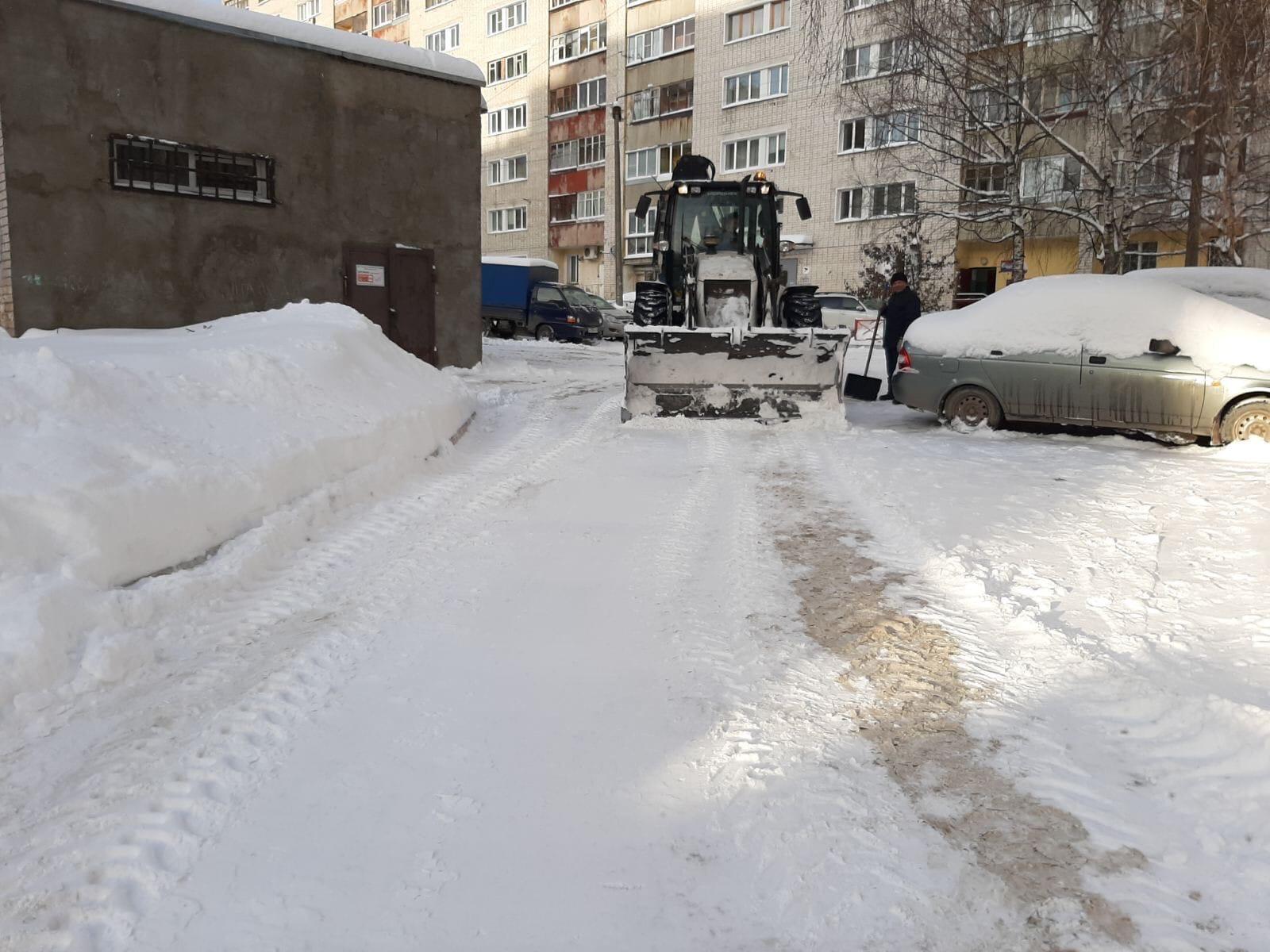 Улица Профсоюзная дом 78 механизированная уборка