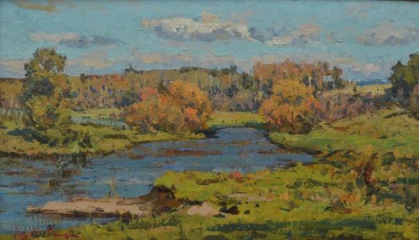 Константин Ермолычев родился в Москве в 1912 году