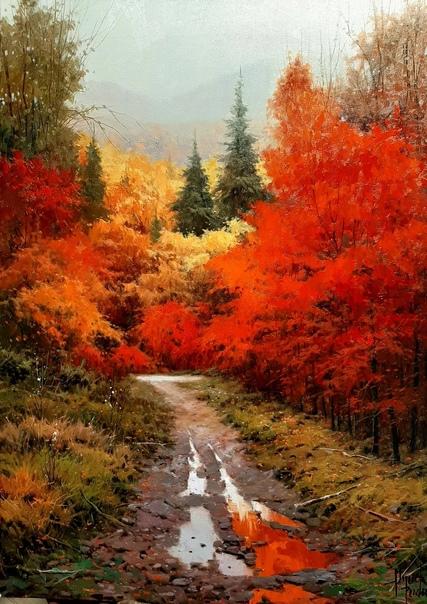 Испанский художник Мигель Пейдро (Miguel Peidro родился в 1950 году в Алькой, Испания. Получил художественное образование в частной студии под наставничеством известных испанских мастеров. В