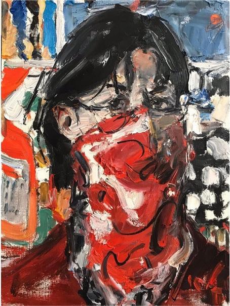 Юрий Калюта (род. 1957) заслуженный художник России, профессор, руководитель персональной мастерской института им. И. Е.