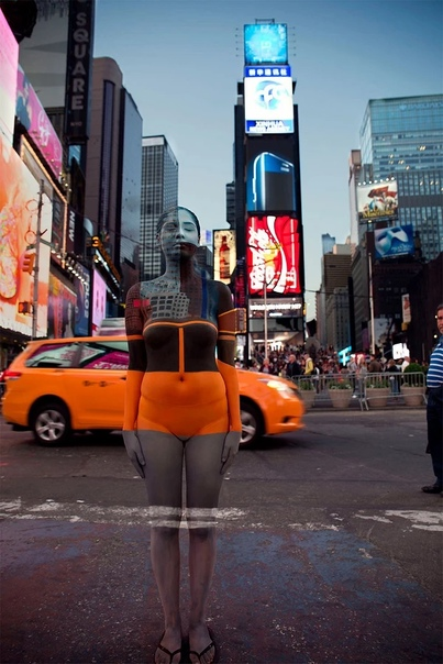 Встречайте нью-йоркскую художницу Трину Мерри, которая за долгие годы работы над своим творчеством успела хорошо зарекомендовать себя в области современного изобразительного искусства Она