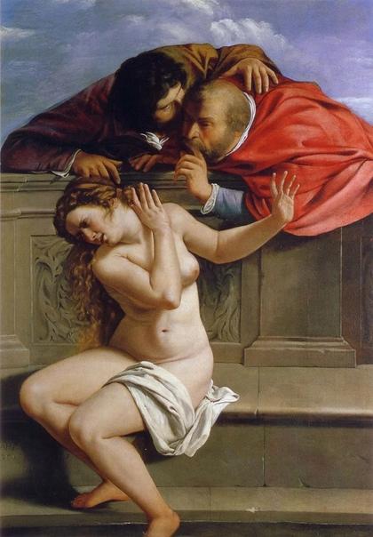 Артемизия Джентилески дочь некогда более известного живописца эпохи барокко Орацио Джентилески Сейчас она, пожалуй, самая известная художница раннего Нового времени. Биография Артемизии