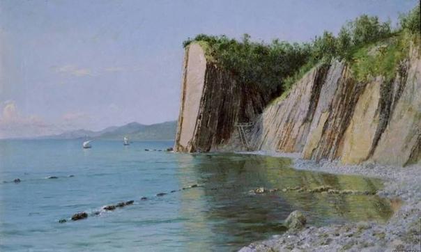 Пейзажи Александра Александровича Киселёва всегда больше, чем пейзажи Зеркальная гладь воды здесь эта фраза предстает в своем волшебном звучании. Даже лодки словно скользят по поверхности, не