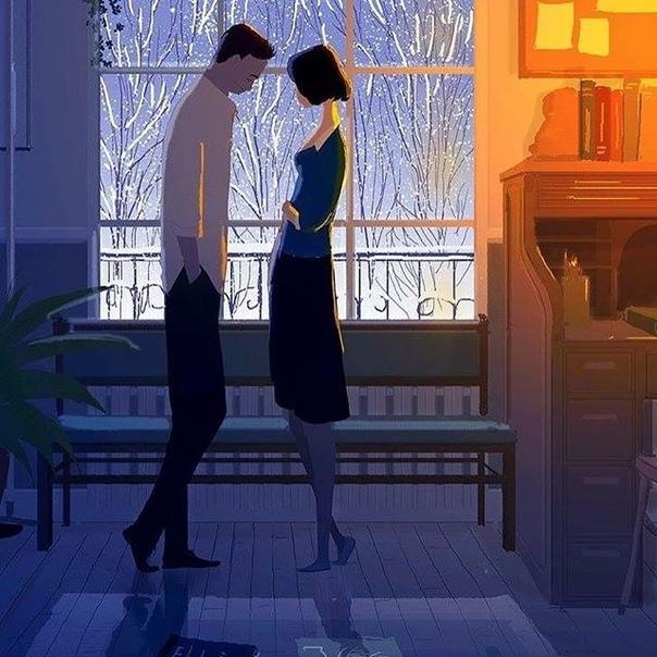 Паскаль Кэмпион  французско-американский иллюстратор и аниматор, создающий прекрасные произведения искусства