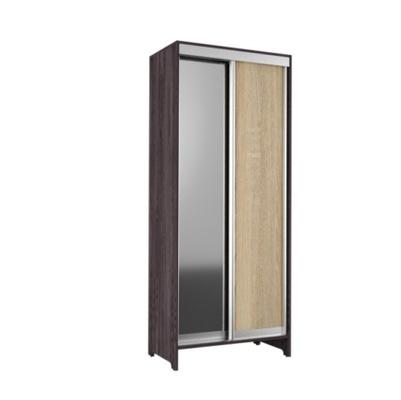 «Гретта» № 10 шкаф-купе с зеркалом