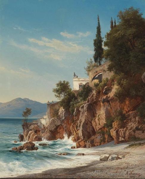 Алоис Кирниг (10 июня 1840, Прага - 25 января 1911, Прага был немецко-чешским художником и иллюстратором. В 1854 году он начал с частных уроков у Фердинанда Лепье затем поступил в Академию