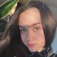 Рисунок профиля (Анастасия Барминова)