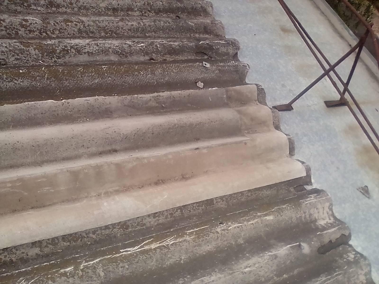 Улица большева дом 17,частичный ремонт кровли по