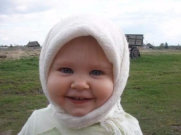 За улыбку ребенка - отдашь все на свете!