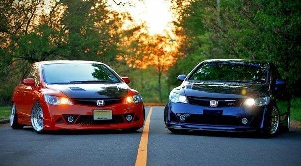 Hd Обои Honda