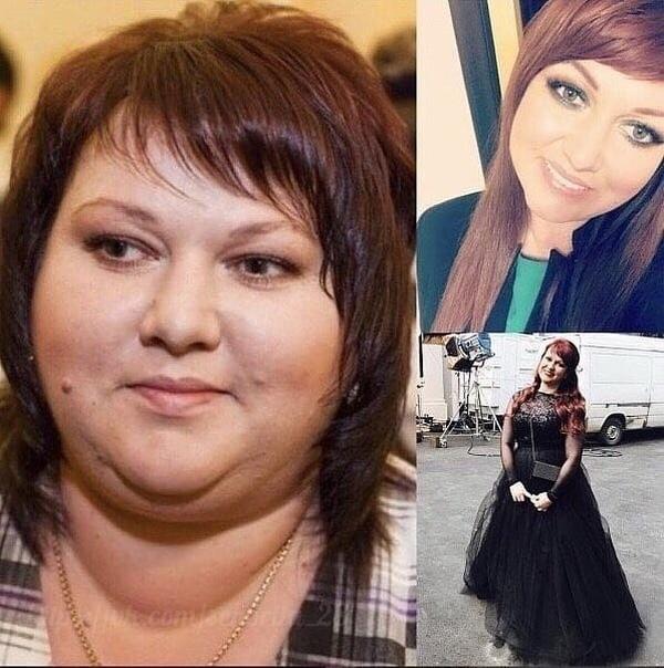 Ольга картункова похудела на 54 килограмма