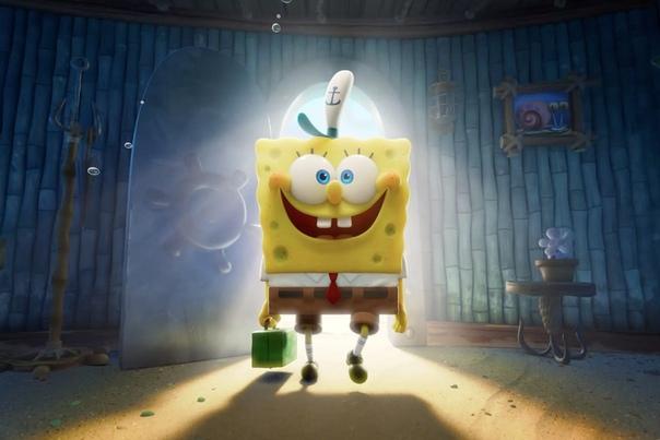 «Губка Боб в бегах» официально вышел на Netflix